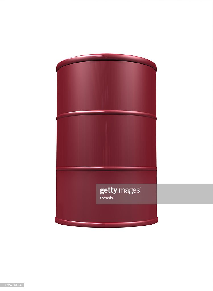 Oil Drum : Stock Photo