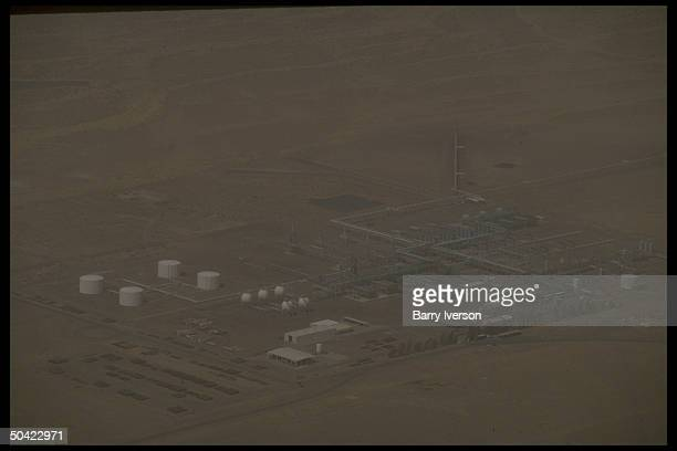 Oil facility prob in Dubai United Arab Emirates