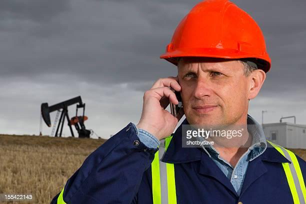 Oil Field Communication