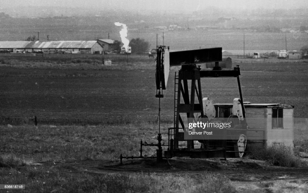 Oil Field Equipment Adams county 150th & Holly Credit: The