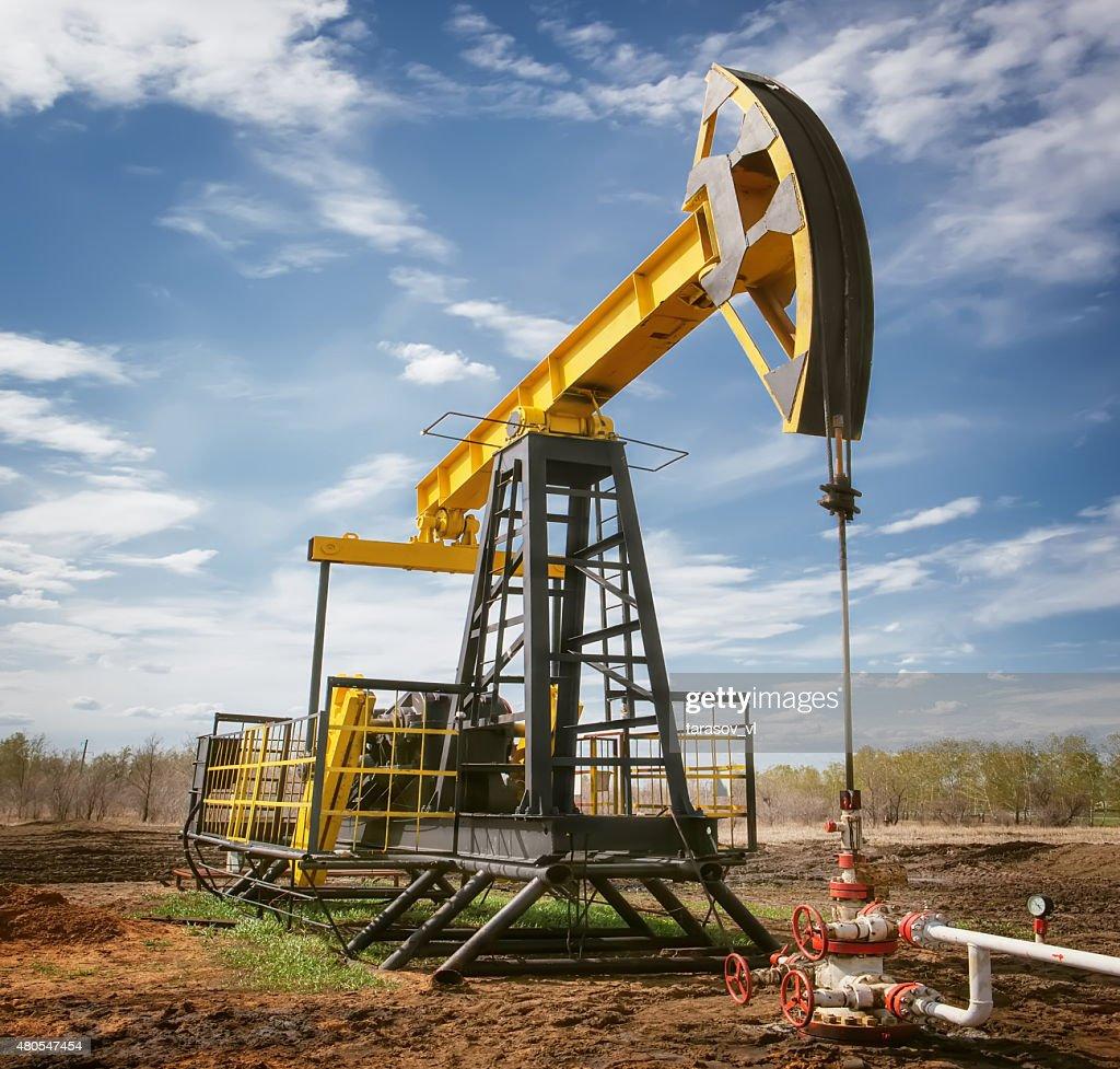 Oil industry : Stock-Foto