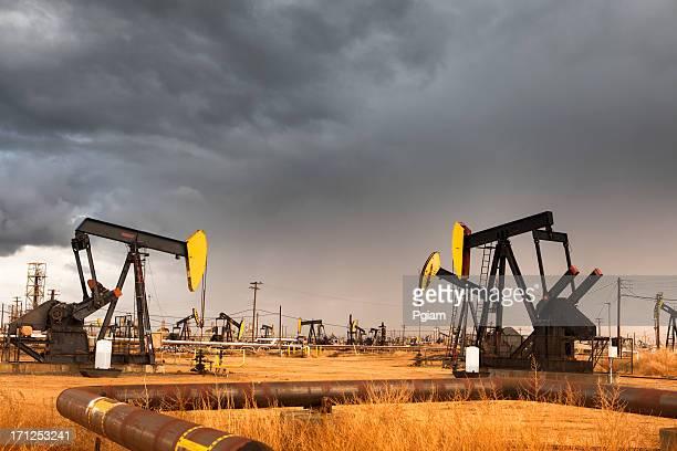 Öl Industrie gut pumps