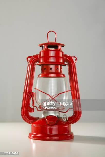 oil lamps, kerosene lamp - ランタン ストックフォトと画像