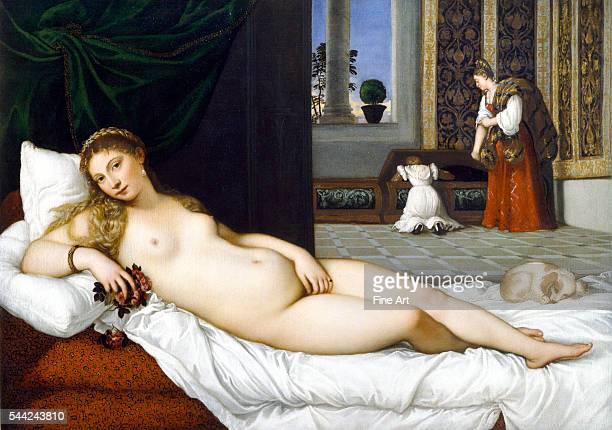1538 Oil on canvas 119 × 165 cm Galleria degli Uffizi Florence Italy
