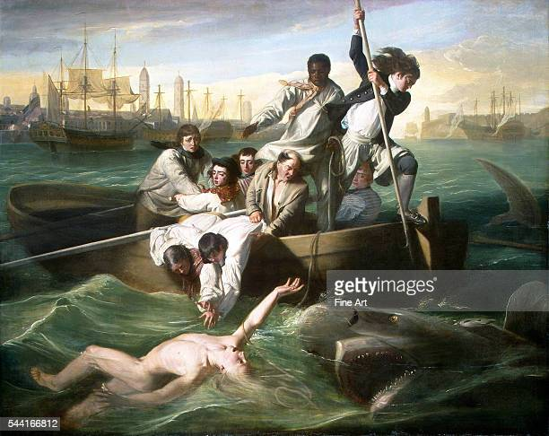 1778 Oil on canvas 72 x 90 1/4 inches Located in the Museum of Fine Arts Boston Massachusetts USA