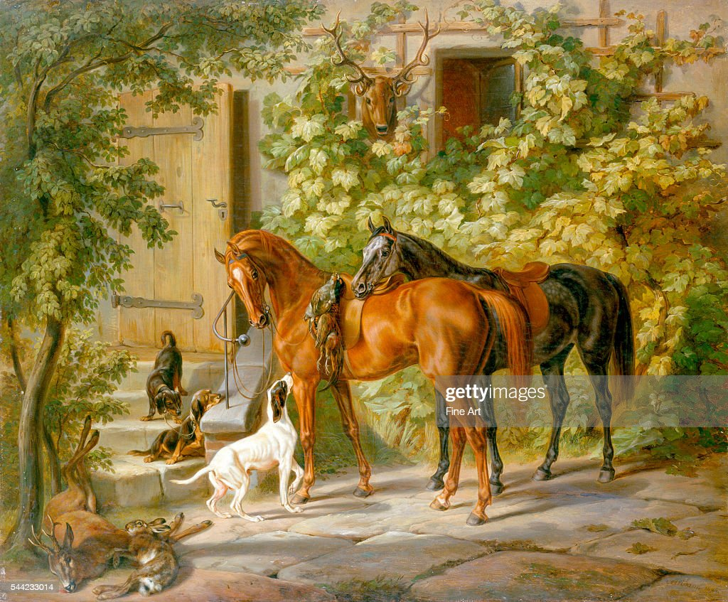 1843. Oil On Canvas. 75 X 90 Cm . Hermitage Museum, Saint Petersburg ...