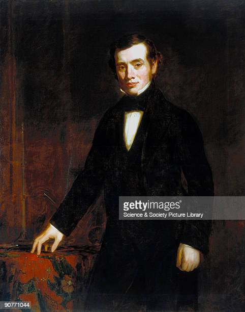 Oil on canvas portrait by Alexander Craig after a painting by John GrahamGilbert Thomas Graham was born in Glasgow Scotland He became one of the...