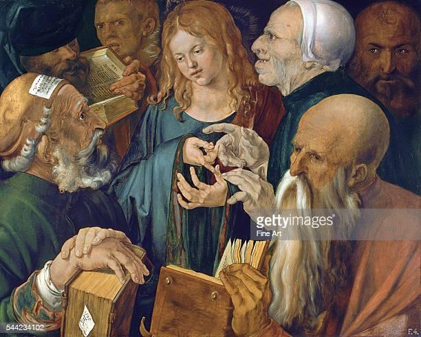 1506 Oil on panel 803 x 643 cm Museo ThyssenBornemisza Madrid Spain