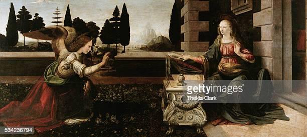 14721475 Oil on wood panel 98 x 217 cm Galleria degli Uffizi Florence Italy Florence Italy