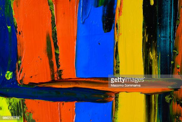oil painting 3 - 油絵 ストックフォトと画像