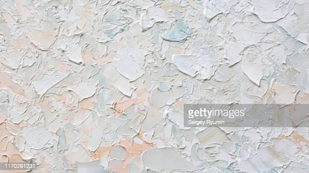 oil painting texture - 油絵 ストックフォトと画像