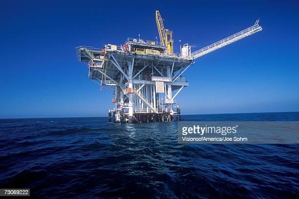 """""""Oil platform between Ventura and Channel Islands, CA"""""""