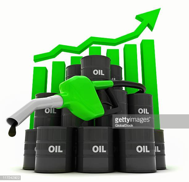 Oil prices - Growing