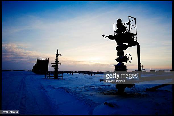 Oil production in Prudhoe Bay just outside Alaska's ANWR reserve The US Geological Survey has said that the Arctic may hold up to 90 billion barrels...