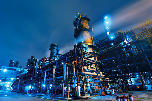 Oil Refinery, Chemical & Petrochemical plant 582256640