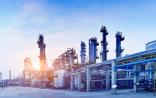 Oil Refinery, Chemical & Petrochemical Plant 932140864