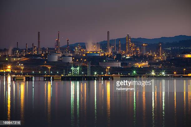 Oil Refinery in Northern California