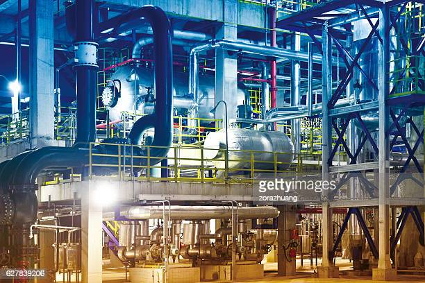 Oil Refinery, Petrochemical Plant Equipment