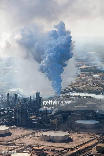 Ölraffinerie Rauch