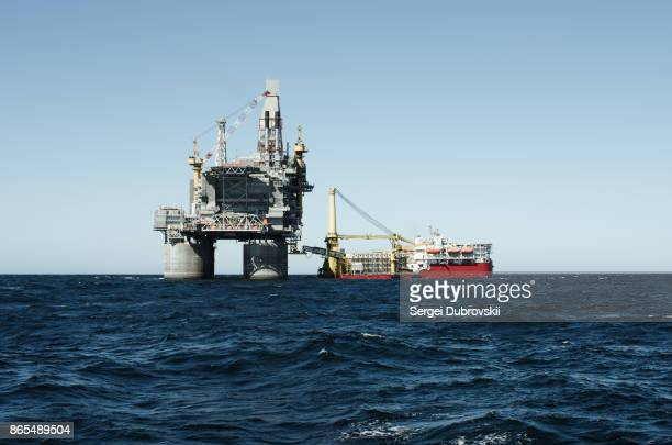 60 Top Oil Rig Support Vessel Pictures, Photos, & Images - Getty Images