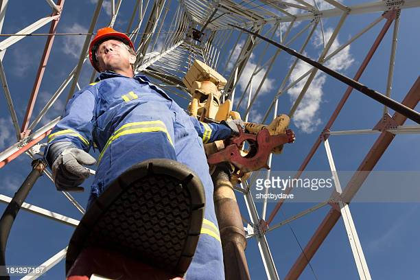 Oil Rig Worker