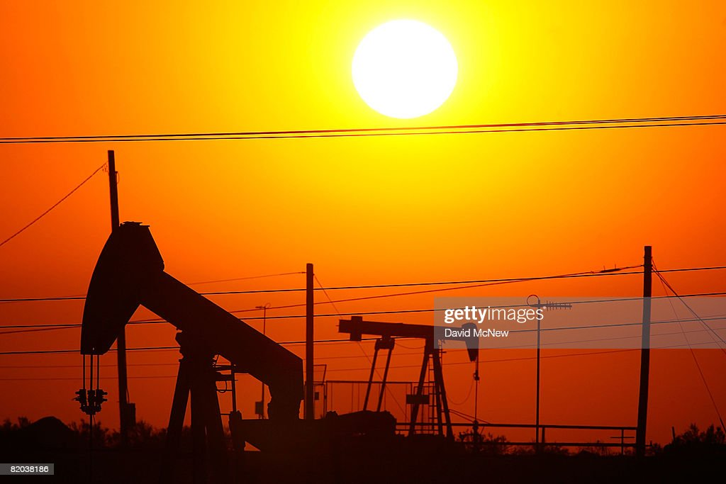 Surging Oil Industry Brings Opportunity To Rural California : News Photo