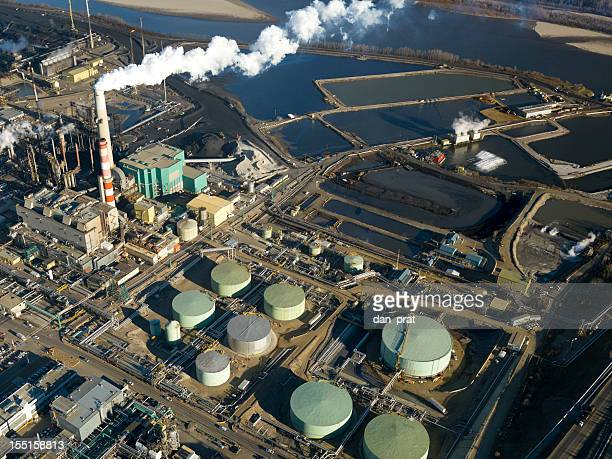 Oil Sands Refinery