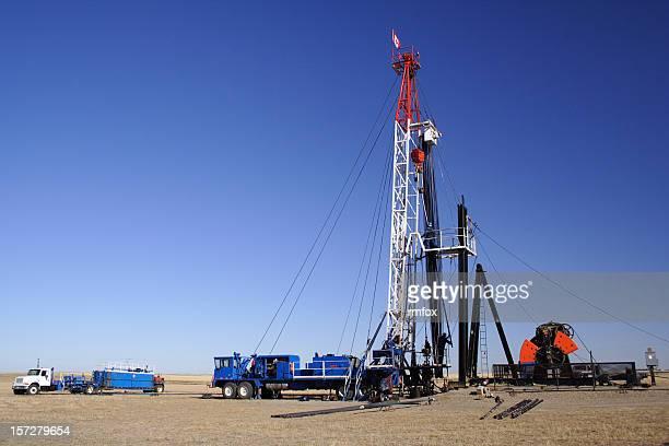 Oil Service Rig