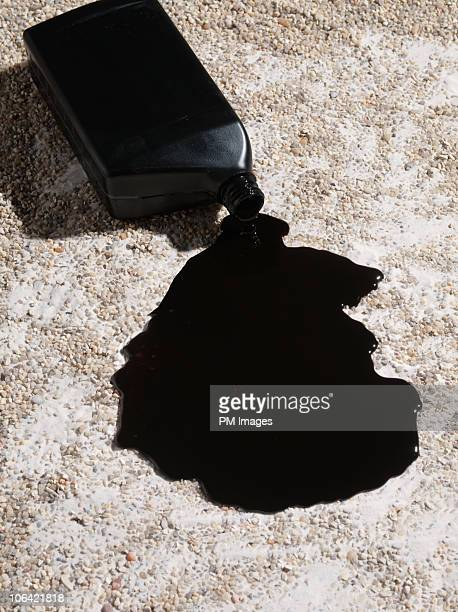 oil spill - oil spill stock pictures, royalty-free photos & images