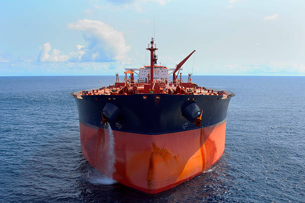 oil tanker shipping industry