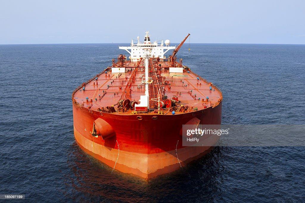 Oil Tanker : Stock Photo