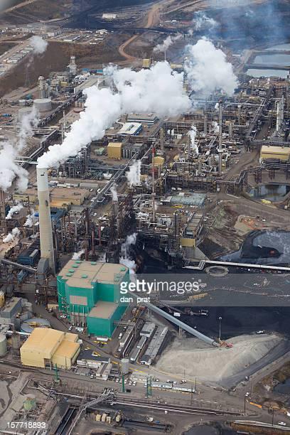 Oil Upgrader Facility
