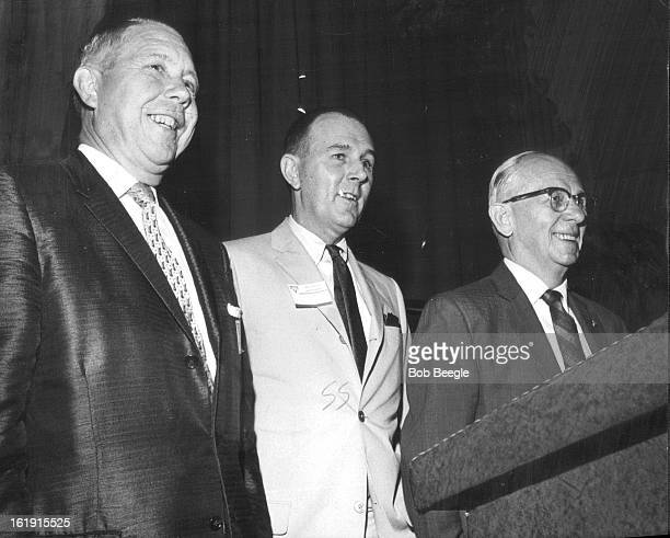 JUN 28 1960 MAY 21 1969 Oil Was Not The Subject Speaker at a Conoco political workshop Tuesday included KW Brill Denver a Conoco Vice President Jack...