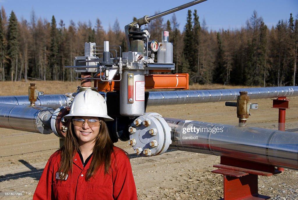 Oilfield : Stock Photo