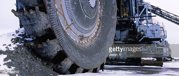 Oilsands Mining Equipment