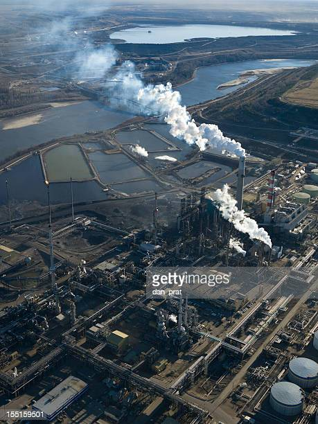 Oilsands Refinery