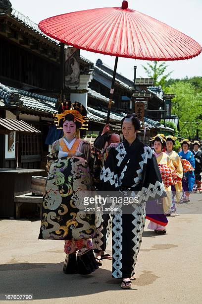 Oiran Dochu is a kimono procession common at certain festivals that celebrate old Japan and Edo. Attracting hundreds of thousands of visitors each...