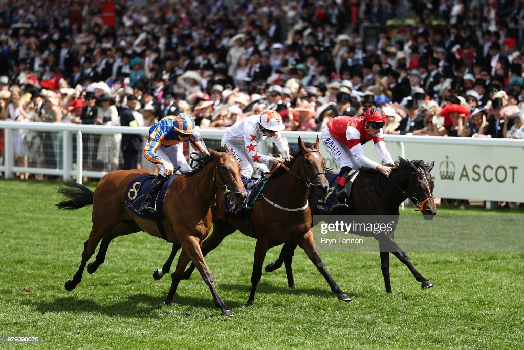 Royal Ascot 2018 - Racing, Day 2