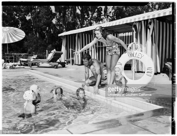 Ojai Ojai Valley Inn 25 June 1951 Danny EmmetSusan EmmetBill RossChristine Helbling 4Jimmy Wills 11Joan ShieldsJane CowellForbes TatumMrs Phyllis...