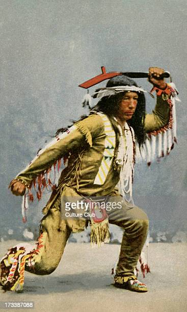 Ojibwe arrowmaker. The Ojibwe peoples derive from the Great Lakes region of Canada and the United States, and they are one of the most populous...