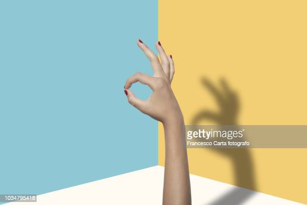ok sign - gesturing stock pictures, royalty-free photos & images