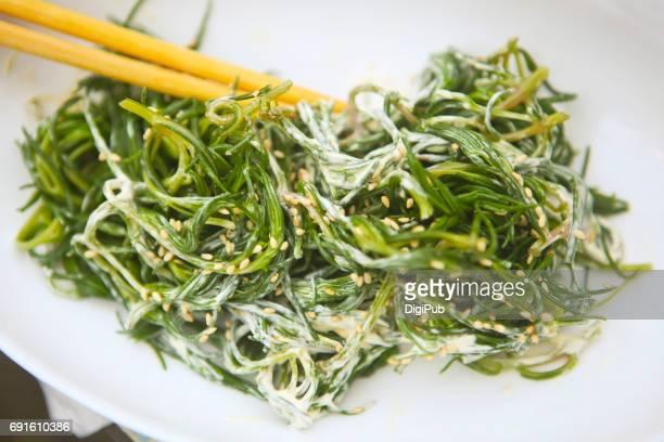 Okahijiki salad