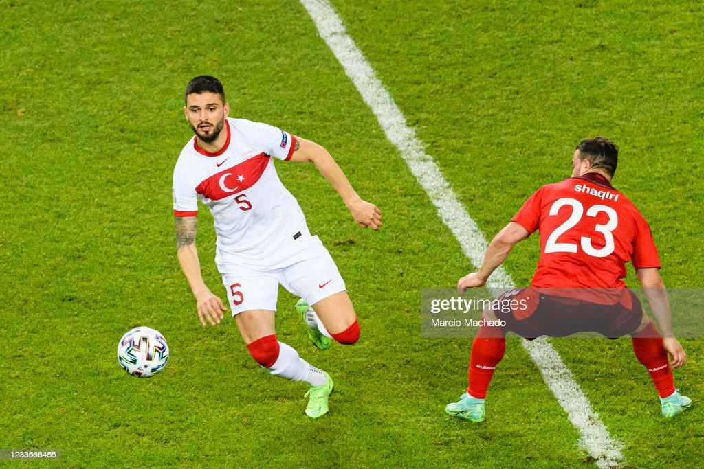 Switzerland v Turkey - UEFA Euro 2020: Group A : News Photo