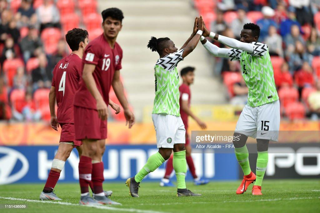 POL: Qatar v Nigeria: Group D - 2019 FIFA U-20 World Cup