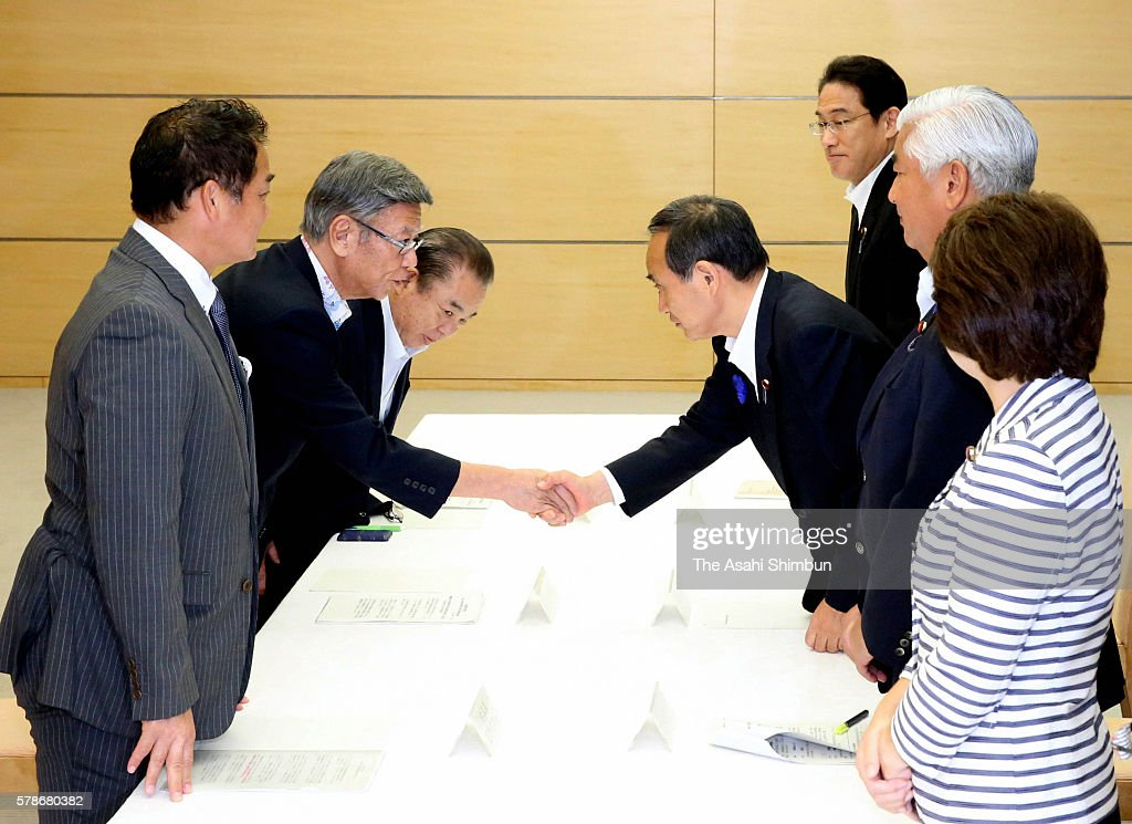 Tokyo Reignites Legal Battle With Okinawa Over Futenma Plan