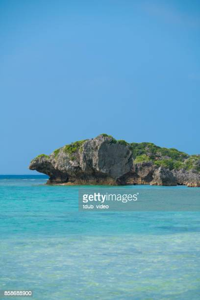 Okinawa sea