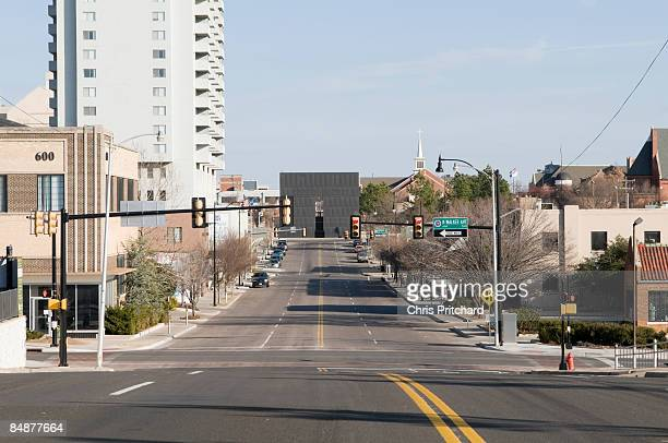 oklahoma city memorial - oklahoma city stock pictures, royalty-free photos & images