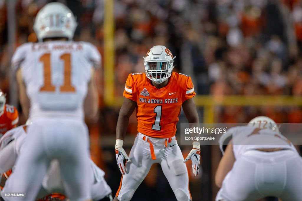 COLLEGE FOOTBALL: OCT 27 Texas at Oklahoma State : News Photo