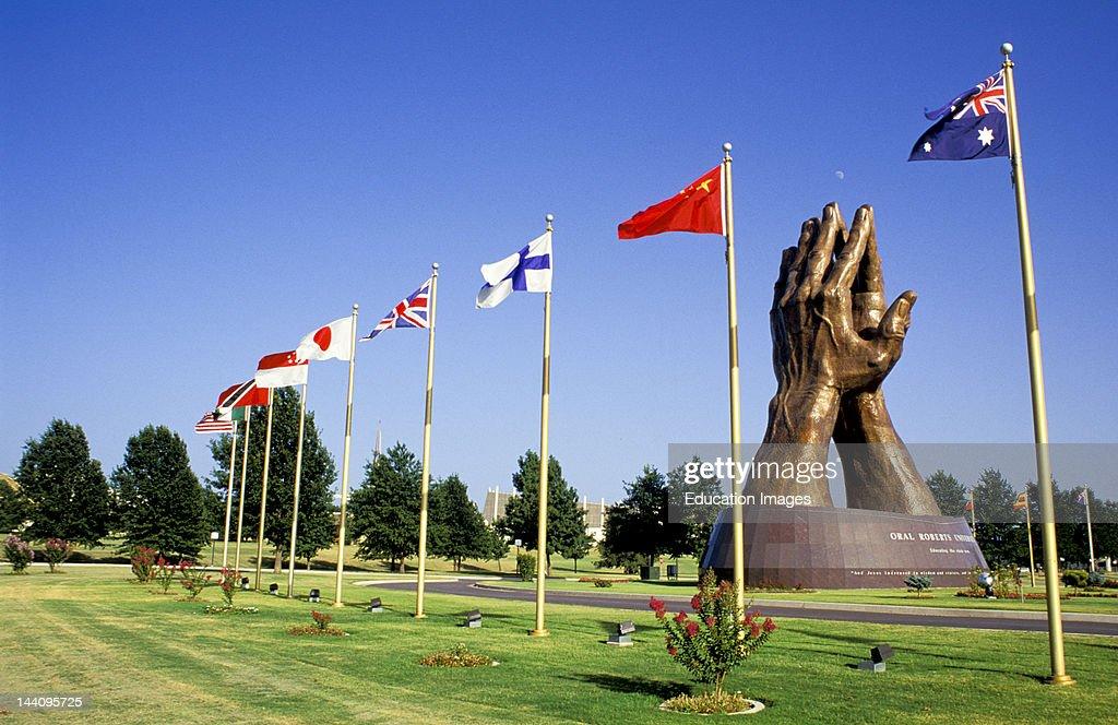 Oral roberts university praying hands, just girls pics