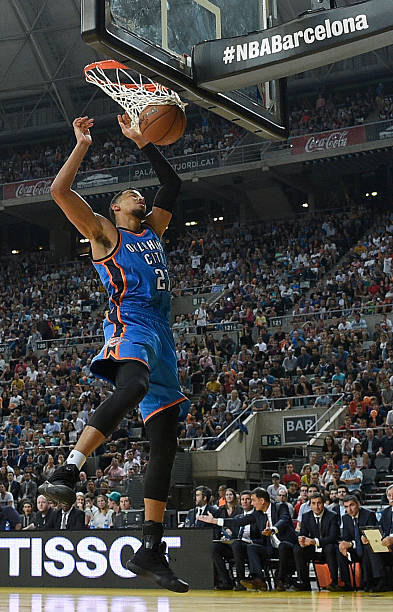 Andre Roberson Dunk